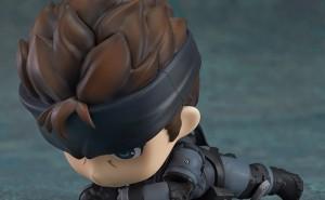 Nendoroid de Solid Snake