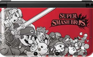 Nintendo 3DS XL Super Smash Bros Edición Limitada