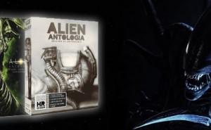 Alien Antología para España