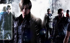 Artbook de Resident Evil 6