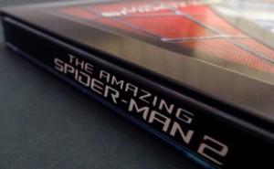 The Amazing Spider-man 2 Steelbook