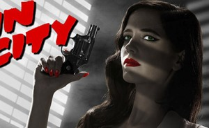 Eva Green como Ava Lord, en Sin City 2: A Dame To Kill