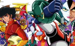 Edición remasterizada de Mazinger Z por Selecta Vision