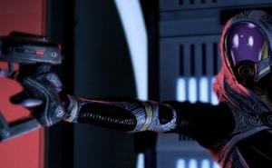 Tali'Zorah vas Normandy, de Mass Effect