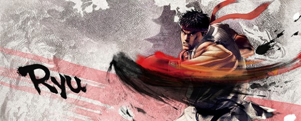 Ryu, personaje clásico de Street Fighter