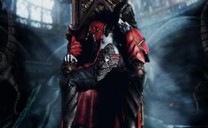 Gabriel Belmont como Drácula, protagonista de Castlevania: Lords of Shadow 2