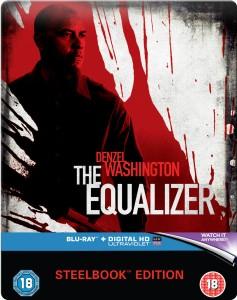 Edición Limitada Zavvi del Steelbook de The Equalizer