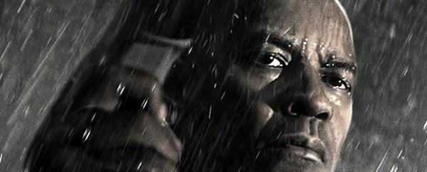 Denzel Washington, protagonista de The Equalizer