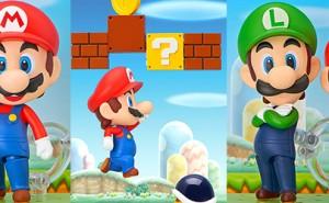 Figura Nendoroid de Mario