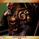 Kratos en el Trono Edición Exclusiva 1