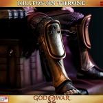 Kratos en el Trono Edición Exclusiva