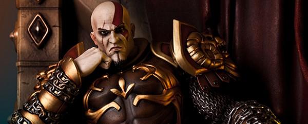 Kratos, el nuevo Dios de la Guerra