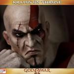 Kratos en el Trono Edición Estándar 3