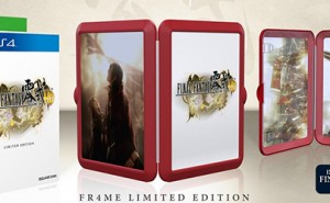 Fr4me Limited Edition de Final Fantasy Type-0 HD