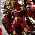 Espectacular Hulkbuster de Iron Man