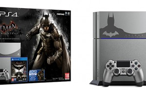 PlayStation 4 Edición Limitada Batman Arkham Knight