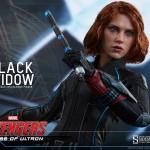 Scarlett Johansson como la Viuda Negra