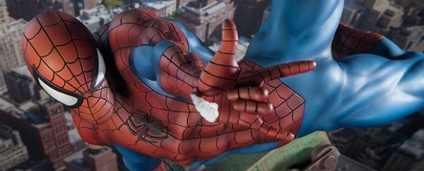 Figura The Amazing Spiderman Formato Premium de Sideshow