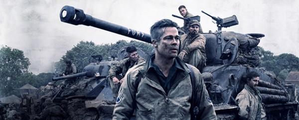 Corazones de Acero, lo último de Brad Pitt