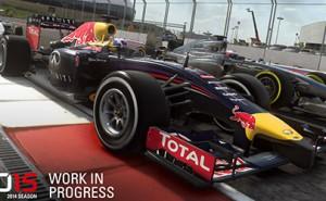 F1 2015, estreno para la Next-Gen
