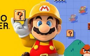 Super Mario Maker, nueva entrega de la saga