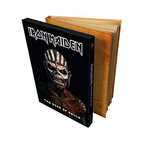 Edición Deluxe y Limitada de The Book of Souls de Iron Maiden