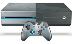 Xbox One Edición Limitada Halo 5: Guardians