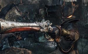 Hunter, protagonista de Bloodborne
