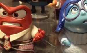 Inside Out (Del Revés) Figurine Playset