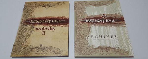 Resident Evil Archives I y II
