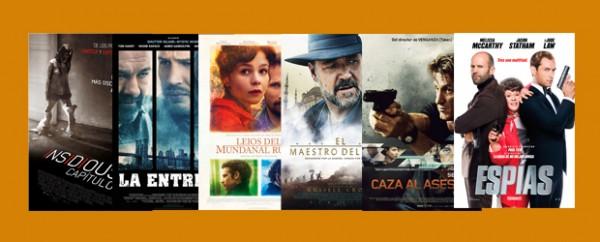 Resultado sorteo poster de cine