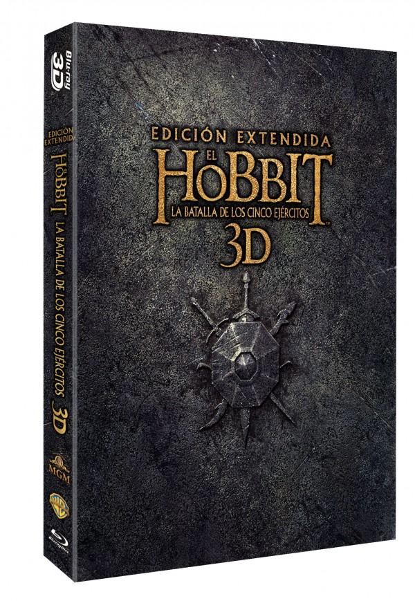 Versión Extendida Blu-ray 3D de la película