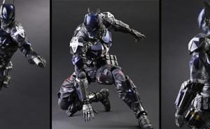 Arkham Knight o El Caballero de Arkham, villano del último título de Batman
