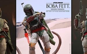 Boba Fett, cazarecompensas de Star Wars