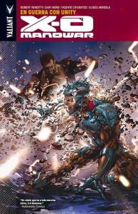 X-O MANOWAR VOL. 5: EN GUERRA CON UNITY