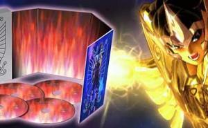 Los Caballeros del Zodiaco Phoenix Box Edición Coleccionista