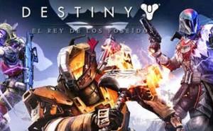 Destiny: El Rey de los Poseidos Edición Coleccionista