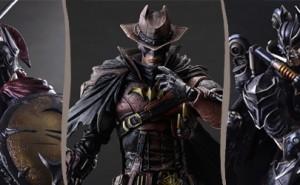 Figuras Batman Timeless