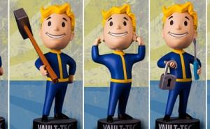 Vault Boy, estandarte de la saga Fallout