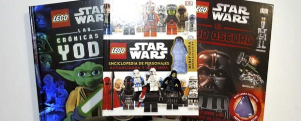 Libros de LEGO Star Wars