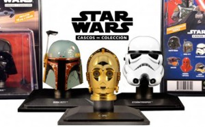 Coleccion de Cascos Star Wars Sherwood