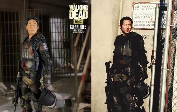 Figura Glenn The Walking Dead