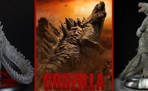 Figuras Maquette y Statue de Godzilla por Sideshow Collectibles