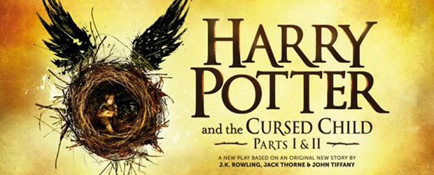 Harry Poter y el Niño Maldito Edición Especial Ensayo