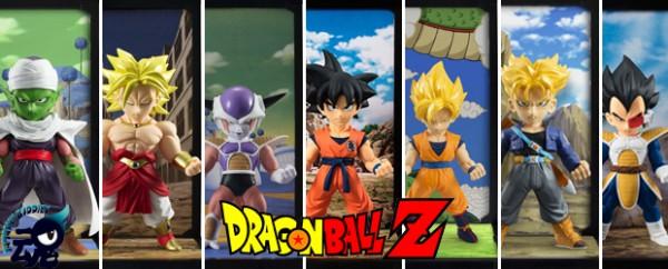 Tamashii Buddies Dragon Ball Z de Bandai