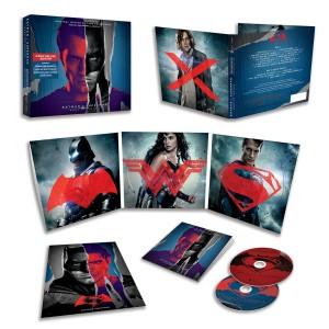 Banda Sonora de Batman vs Superman El Amanercer de la Justicia