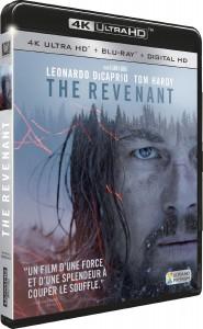 Edición 4K Ultra HD Francesa de The Revenant