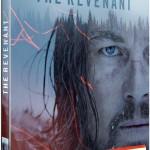 Edición Metálica Limitada Francesa de The Revenant