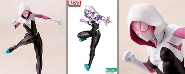 Figura Marvel Spider-Gwen Colección Bishoujo