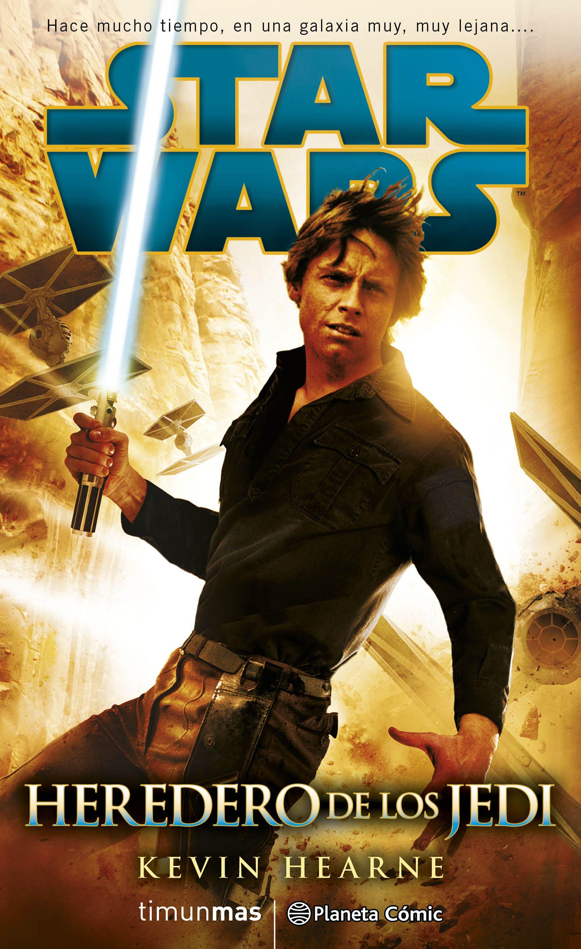 Herdero de los Jedi